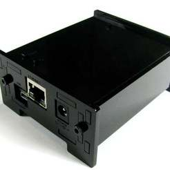 Download free 3D printing designs BeagleBone Black Enclosure, Gaygwenn