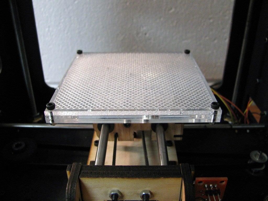 IMG_0341_display_large.jpg Download free STL file Throwie Magnet Coupled Build Platform • Object to 3D print, Gaygwenn