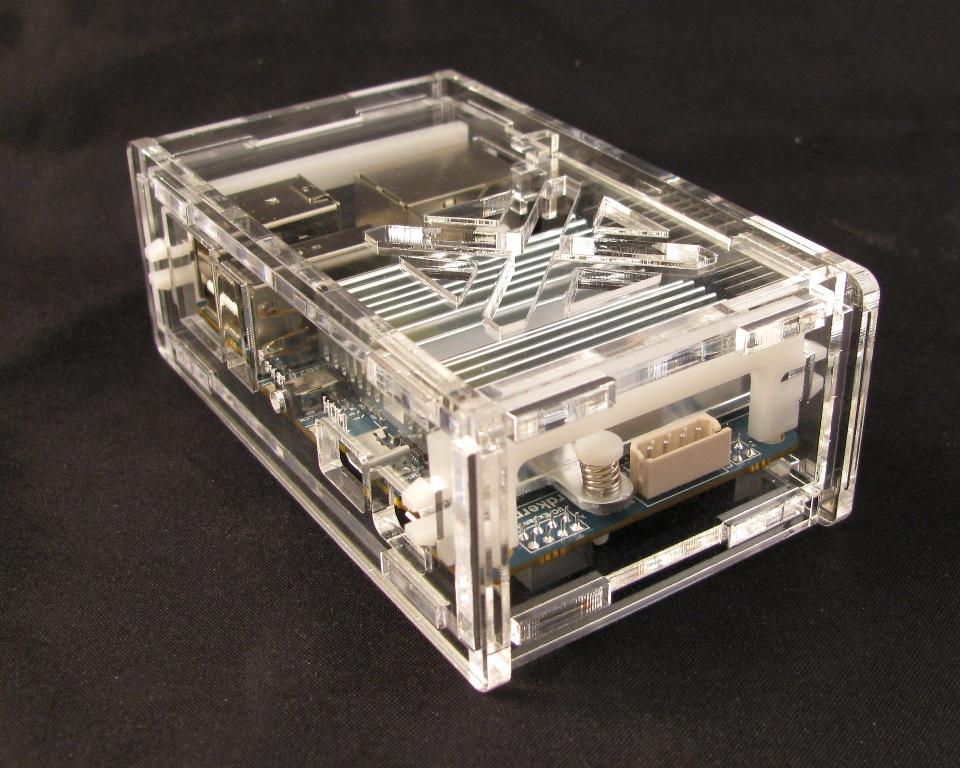 IMG_4651.JPG Télécharger fichier STL gratuit Odroid U3 étui • Design à imprimer en 3D, Gaygwenn