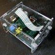 Télécharger fichier impression 3D gratuit Étui pour appareil photo Raspberry Pi, Gaygwenn