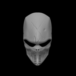 Download 3D printer files 3D printable mask, hatzgoura