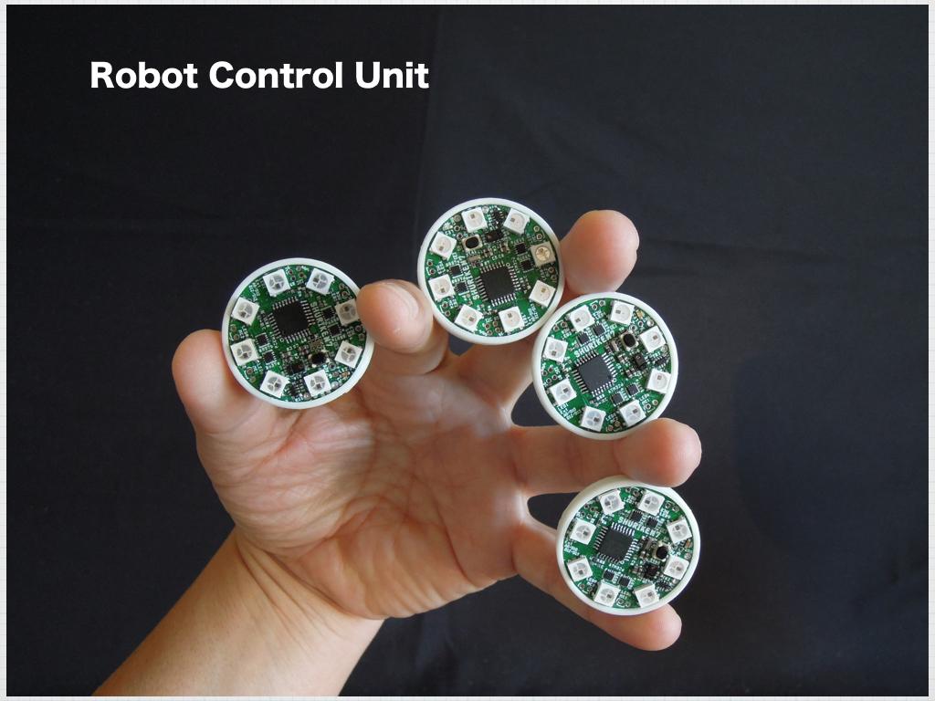 te.jpg Télécharger fichier STL gratuit Unité de commande du robot • Plan pour impression 3D, choimoni