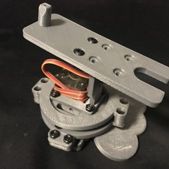 IMG_4454.jpg Download free STL file Robot Turntable • 3D print object, choimoni