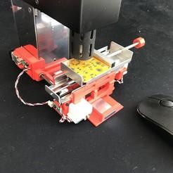 Télécharger objet 3D gratuit Table REFLO Air XY, choimoni