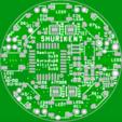 front.PNG Télécharger fichier STL gratuit Unité de commande du robot • Plan pour impression 3D, choimoni