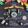 connection.jpg Télécharger fichier STL gratuit Unité de commande du robot • Plan pour impression 3D, choimoni