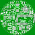 back.PNG Télécharger fichier STL gratuit Unité de commande du robot • Plan pour impression 3D, choimoni