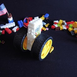Download free 3D printing models Segway body, choimoni