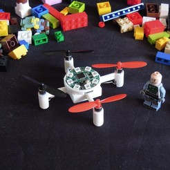 Télécharger fichier imprimante 3D gratuit petit quad, choimoni