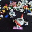 Download free 3D printing designs Space Vehicles, choimoni