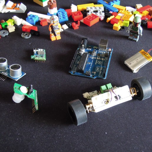 DSCN6793.JPG Descargar archivo STL gratis Kit de unidad Uno • Plan para la impresión en 3D, choimoni