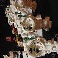 Télécharger plan imprimante 3D gatuit Small Humanoid Robot, choimoni