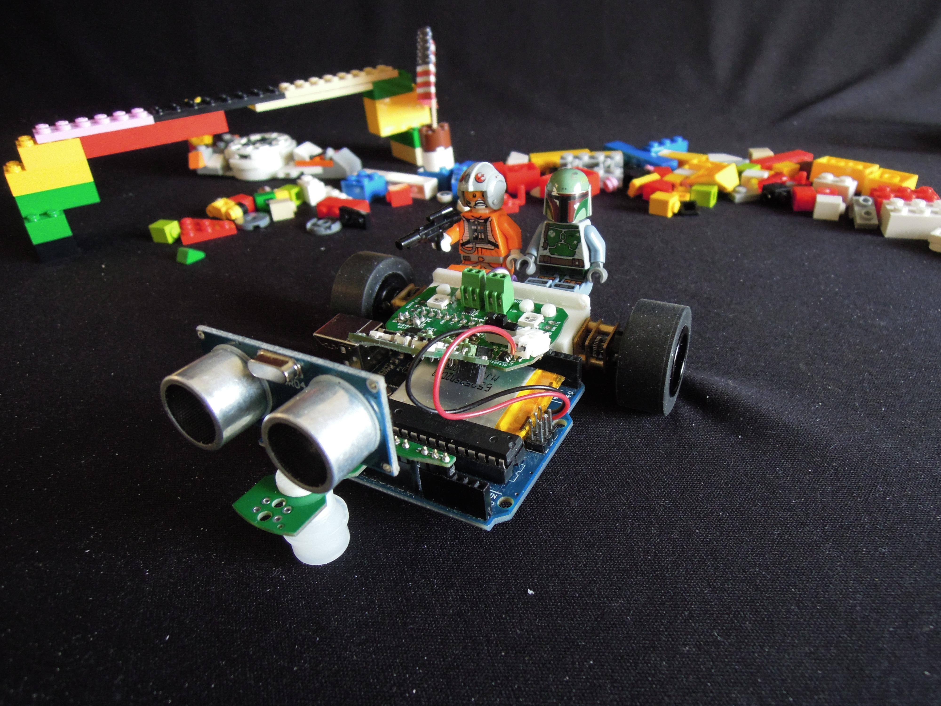 DSCN6795.JPG Descargar archivo STL gratis Kit de unidad Uno • Plan para la impresión en 3D, choimoni