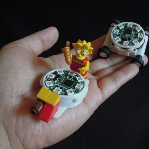 Download free 3D model Space Commander, choimoni