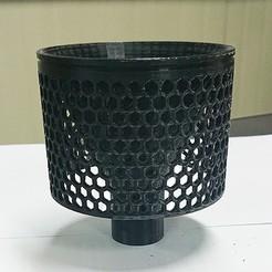 Descargar archivos STL Embudo de líquido del lavacristales, limewood