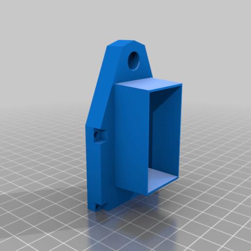 frame_leg_base_part_1.png Télécharger fichier STL gratuit RoboDog v1.0 • Modèle pour imprimante 3D, robolab19
