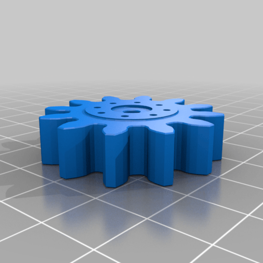 servo_gear.png Download free STL file RoboDog v1.0 • 3D printing object, robolab19