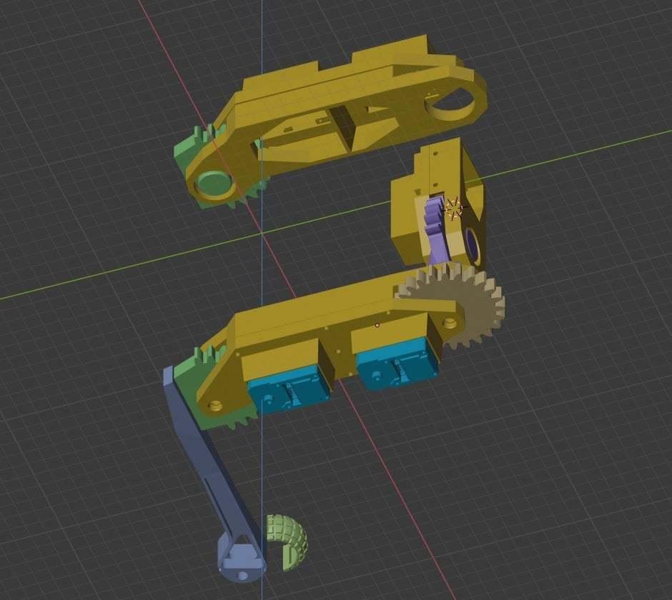 scheme_1.jpg Download free STL file RoboDog v1.0 • 3D printing object, robolab19