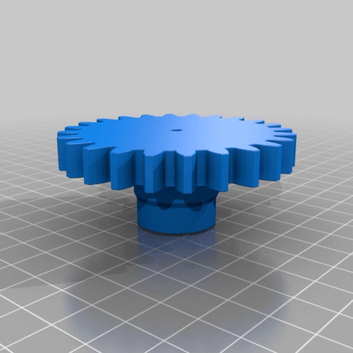 gear_base_leg.png Download free STL file RoboDog v1.0 • 3D printing object, robolab19