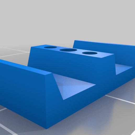 wire_holder.png Télécharger fichier STL gratuit RoboDog v1.0 • Modèle pour imprimante 3D, robolab19