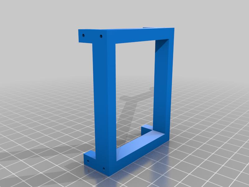 body_frame.png Télécharger fichier STL gratuit RoboDog v1.0 • Modèle pour imprimante 3D, robolab19