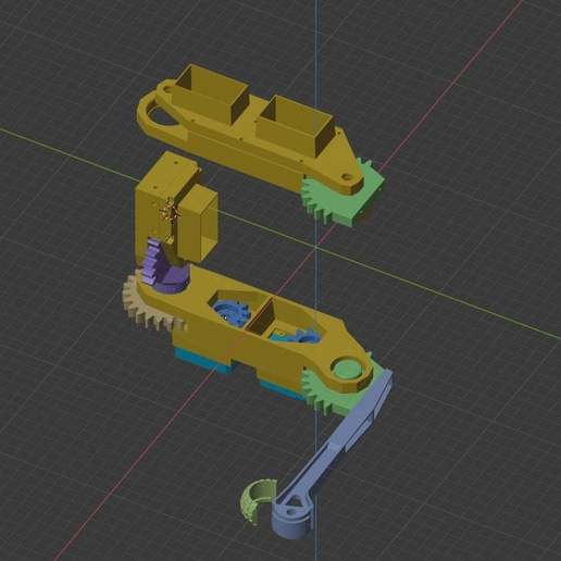 scheme_2.jpg Télécharger fichier STL gratuit RoboDog v1.0 • Modèle pour imprimante 3D, robolab19