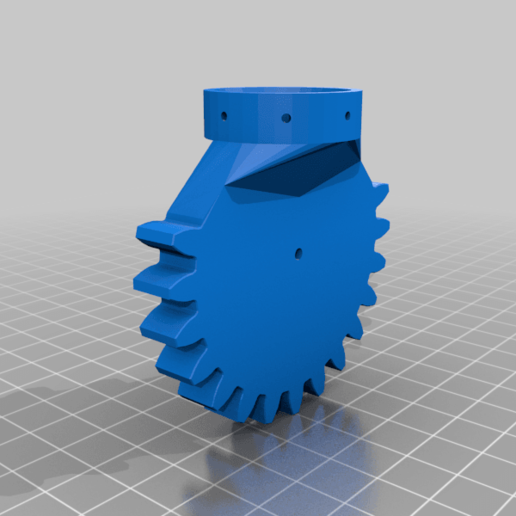 gear_base.png Download free STL file RoboDog v1.0 • 3D printing object, robolab19