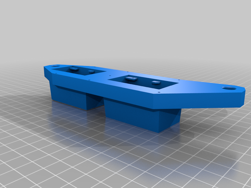 frame_leg_part_1_L.png Télécharger fichier STL gratuit RoboDog v1.0 • Modèle pour imprimante 3D, robolab19