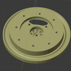 Preview.png Download STL file Upgrade for base joint • Template to 3D print, robolab19