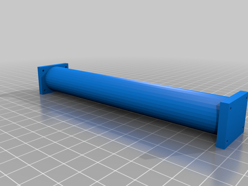 body_center_tube.png Télécharger fichier STL gratuit RoboDog v1.0 • Modèle pour imprimante 3D, robolab19