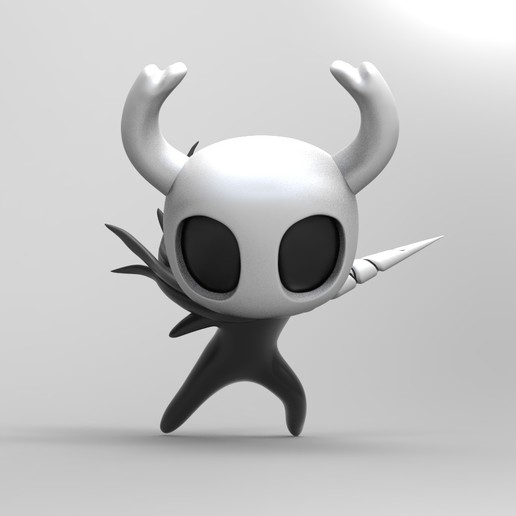 Download 3D model Hollow Knight, PequeCris