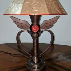 IMG_20190224_194054.jpg Download free STL file Sailor Scout Lamp base • 3D print design, subtlyfantastic