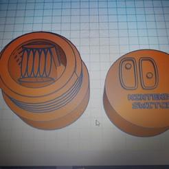 Imprimir en 3D Estuche para cartuchos nintendo switch, glyptikiind