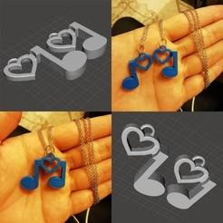 portada.jpeg Download free STL file MUSIC LOVE • 3D printing design, rauldavidpr11