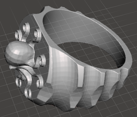 4.png Download free STL file octo-ring • Template to 3D print, rauldavidpr11