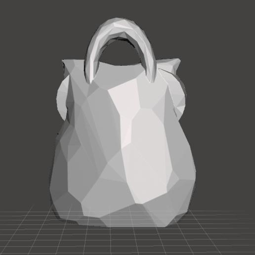 buho vista 2.png Download free STL file owl chain • 3D print design, rauldavidpr11