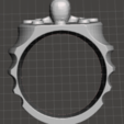 3.png Download free STL file octo-ring • Template to 3D print, rauldavidpr11