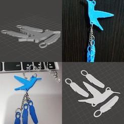 primera.jpeg Download free STL file hummingbird chain • 3D printer model, rauldavidpr11