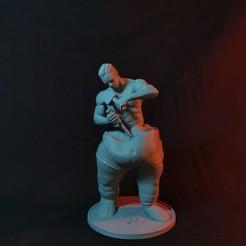 Descargar modelo 3D El Escultor, ChristosFragoulias