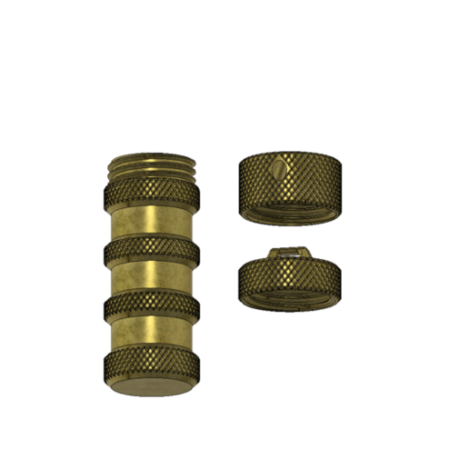 EDC-Container.png Download free STL file EDC-Container • 3D print model, Sparhawk