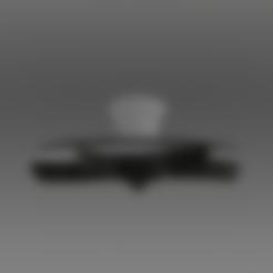 Stempel_Broetchenstempel_v1.stl Télécharger fichier STL gratuit Timbre pour rouleau de pain | Brötchenstempel | Kaisersemmel • Plan imprimable en 3D, Sparhawk