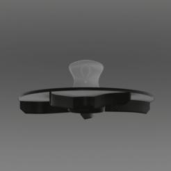 Broetchenstempel_v1.png Download free STL file Bread Roll Stamp | Brötchenstempel | Kaisersemmel • 3D printable model, Sparhawk