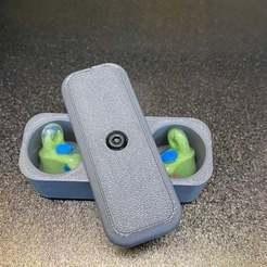 Télécharger fichier STL gratuit EarPlugBox   • Design pour imprimante 3D, Sparhawk