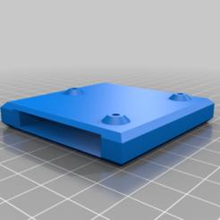 Halteplatte.png Télécharger fichier STL gratuit CO2-Ampel | Détecteur de dioxyde de carbone • Plan imprimable en 3D, Sparhawk