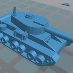 Descargar Modelos 3D para imprimir gratis Tanque pequeño y simple, shady333