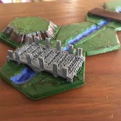 Télécharger fichier imprimante 3D gratuit Tuiles de jeu de terrain, shady333