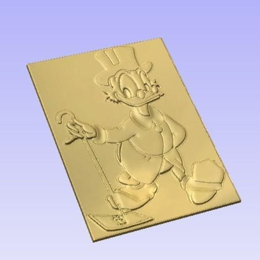 Scrooge1.jpg Download free STL file Scrooge • 3D printing model, Cult99