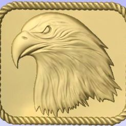 Descargar modelo 3D gratis Eagle, Cult99