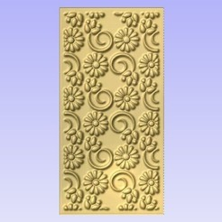 Descargar STL gratis Panel de pared, Cult99