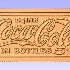 Télécharger fichier STL gratuit Coke • Modèle imprimable en 3D, Cult99